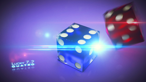 LUCKY DICE ROLL by xQUATROx