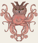Owltopus by Alphredito