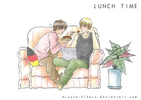 APH: Lunch Time by mizuno-hikaru