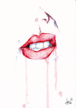 lips by AndyMcCarthy83