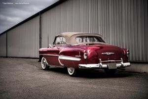 1953 Chevrolet Bel Air Convertible by AmericanMuscle