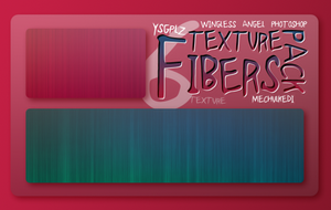 Fibers texture pack by mechulkedi