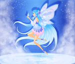Holy Water Fairy (AT) by gloryart-W