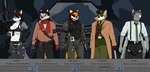 Metal Gear Solid V Phantom Pain by RainRedfox