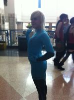 Samus Cosplay MetroCon 2012 by KcKreations