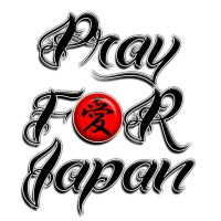 pray for japan by mystik808