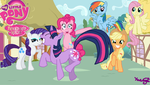 My Little Pony: Friendship is Magic by mihane100