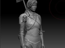 Armour Wip by Crumpety