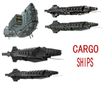 Bryce png Cargo Ships by mysticmorning