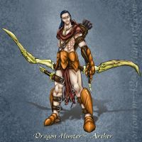 Dragon Hunter - Archer by Orion-M-42