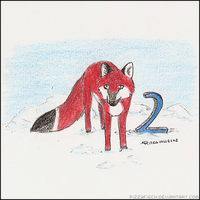 'snow' , day 02 - AC 2010 by PizzaFisch