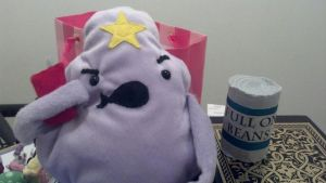 LSP Deluxe Plush with Accessories by NerdyMind