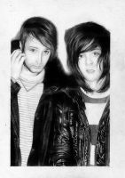 Breathe Carolina by MindlessCreativity