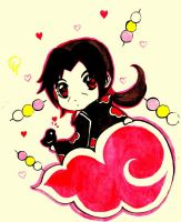 itachi kun by Lovepeace-S