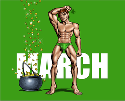 Mr March by MrOrozco