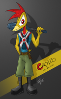 Croazo is back! by McTaylis