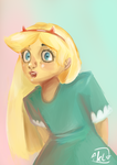 Star Butterfly by eclipsesong