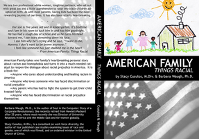 American Family Book Cover by Destiny-Carter