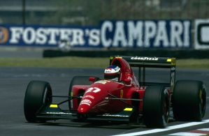 Jean Alesi (Mexico 1992) by F1-history