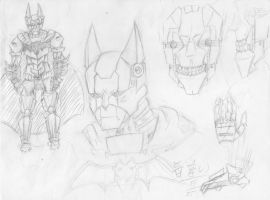 Bat Bot by Immortally--Twined