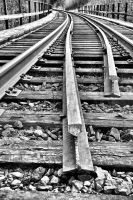 End of the Rail by basseca