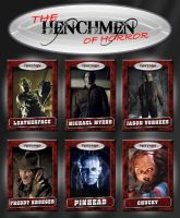 The Henchmen of Horror by DJSin78