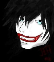 Jeff The Killer Speed Gimp #2 by jashinist112