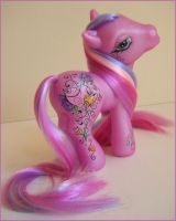OOAK Custom My Little Pony Adoree by eponyart