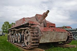 Army Ordnance Museum Unkov6 by Ryan-Warner