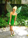 Tinker Bell Cosplay by weloveshit