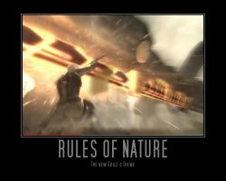 70,000 Views Thank You:  RULES OF NATURE! by Onikage108