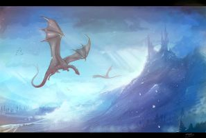Snowland by VampirePrincess007