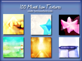100 Assorted Icon Textures001 by effing-stock