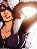 black cat light by thanoodles