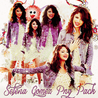 Pack png 234 Selena Gomez by MichelyResources