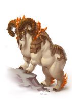 Apoc Mountain Goat by ChateNoire