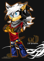 Ve The Hedgehog:. by SpyxedDemon