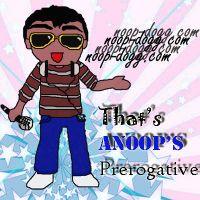 Anoop's Prerogative by banininzy