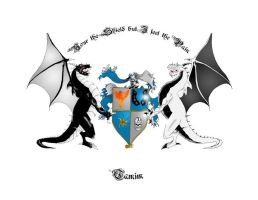 Coat of arms by Tenshi-1