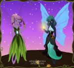 Thorn Mother Nights Daughter by Fluffypuppy77