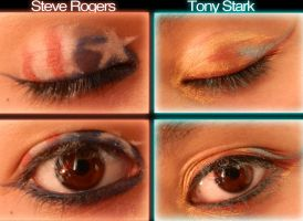 Stony Make Up :3 by Shfinfi