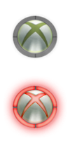 xbox red to green start orb by jeffrockr