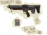 Winchester City Killer by hunk17