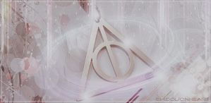 Deathly Hallows Sybom Signature Tag by ShidoLionheart