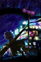 In the City by TamberElla