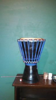Home Made DJembe by Des804
