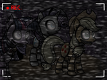 Five Nights at AJ's: Show Stage by AnAppleForgotten