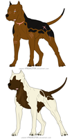 Maverick and Chelsea Adopt by LotusTwister
