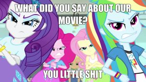 Equestria Girls Meme by AndresToons