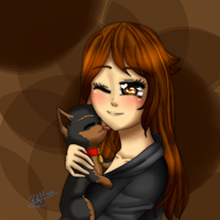 AT:  My little puppy by Abyzz01